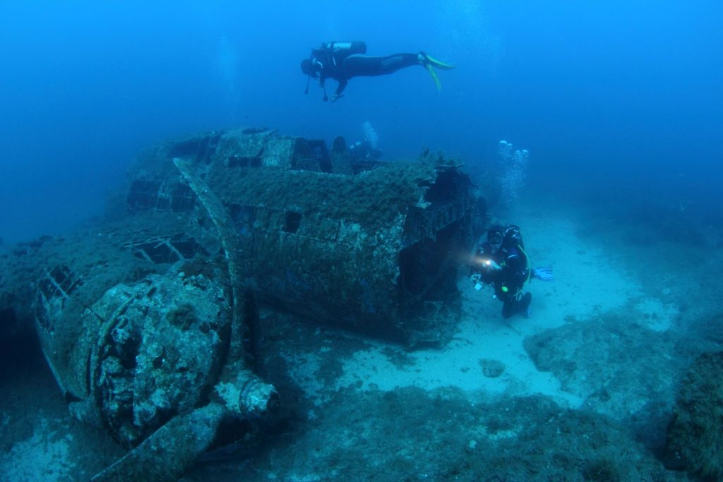 diving in malta and gozo